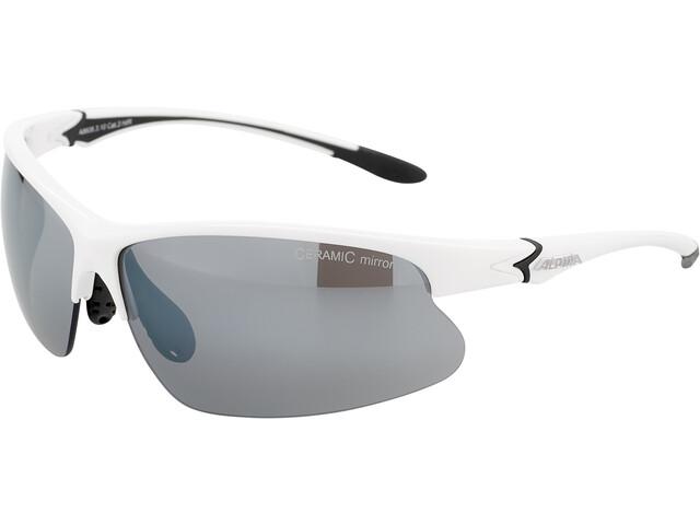 Alpina Dribs 3.0 Glasses white-black